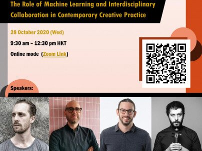IIS Introductory Lecture: The Role of Machine Learning and Interdisciplinary Collaboration in Contemporary Creative Practice
