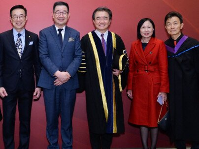 HKBU receives HK$1 million donation from Bonroy Investment Limited to support new interdisciplinary research laboratories